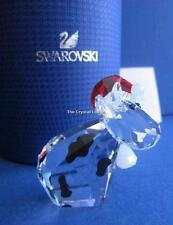 SWAROVSKI CRYSTAL LOVLOT SANTA COUNTRY MO 5223608 MINT BOXED RETIRED RARE