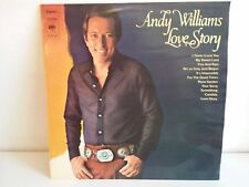 ANDY WILLIAMS Love story S64342