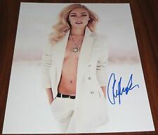 Sexy Clara Paget Signed 11x14 Black Sails Anne Bonny Exact Proof