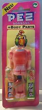 NEW RED HOCKEY OUTFIT PEZ DISPENSER BONBONS BODY PARTS SEALED MOC Austria