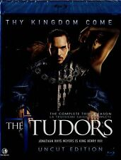 BRAND NEW 2BLU-RAY SET // THE TUDORS // COMPLETE 3RD SEASON // UNCUT //