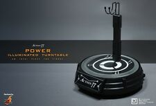 HOT TOYS Action-TT LED Power Illuminated Turntable Figure Stand 1/6