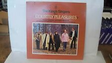 The King's Singers Courtly Pleasures French Chanson and English Madrigals