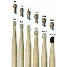 Vic Firth 5A Hickory American Classic Wood Tip Drum sticks