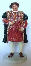 "ROYAL DOULTON  CHARACTER FIGURINE ""HENRY VIII"" HN3458 LIMITED EDITION"