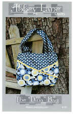 THE DINA BAG SEWING PATTERN, Bag, Purses, Totes From Abbey Lane Quilts NEW
