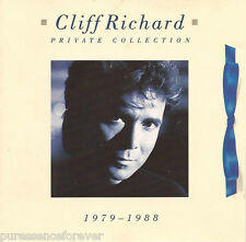 CLIFF RICHARD - Private Collection: 1979-1988 (UK 19 Tk CD Album)