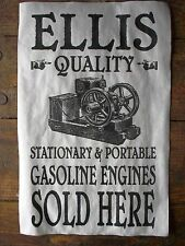 "(694) NOVELTY POSTER HIT & MISS GAS ENGINE ELLIS FARM QUALITY SOLD HERE 11""x17"""
