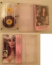 Music Tape / Cassetta Cher Greatest Hits: 1965–1992