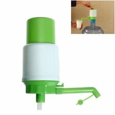Hot Manual Pump Dispenser Drinking Water Hand Press For 5 Gallon Bottled