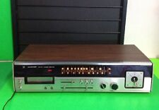 Vintage Lloyd's Audio Quadrophonic AM/FM Receiver Radio 8-Track Player B862-185A