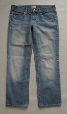 GAP Slim Boyfriend Jeans 28 6 Factory Cotton Medium Mid Rise Cotton Denim 28""