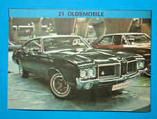 IL MONELLO AUTO '71-Figurina-Sticker n.21 - OLDSMOBILE CUTLASS S COUPE (2)