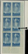 #744 VAR SCRATCH SHOWN CAUSED BY FOREIGN MATERIAL ON PLATE WHILE PRINTING BP9173