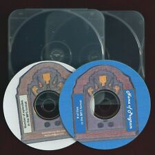 EDDIE CANTOR 2 mp3 cd 129 old time radio comedy shows famous guests  OTR + cases