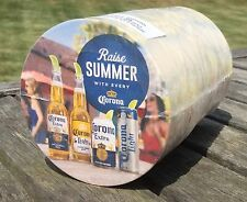 NEW Corona Extra & Corona Light Beer (125) Pack of Beer Mat Coasters