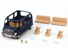 Calico Critters FAMILY SEVEN SEATER VAN CAR ~NEW~