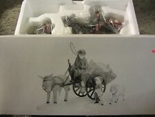 Dept 56 BRINGING FLEECES TO THE MILL - Heritage Village - #58190    (b3&3:15)