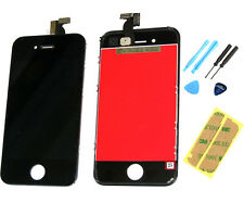 Apple IPHONE 4 4G ORIGINALE DISPLAY LCD Touch Screen Digitalizzatore Anteriore Pannello PAD UK