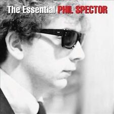 PHIL SPECTOR The Essential 2CD BRAND NEW Crystals Ronettes Darlene Love