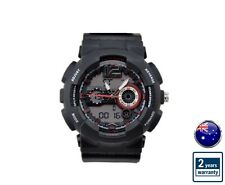 Generic G SHOCK Sports Watch Japanese Quartz Backlight 50m Water Res. Smart Look
