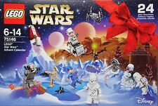 Lego 75146 Star Wars Adventskalender Advent Calendar 8 Figuren + Droid NEU NEW