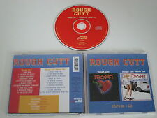 ROUGH CUTT/ROUGH CUTT+RC WANTS YOU (WOUNDED BIRD WOU 5268) CD ALBUM