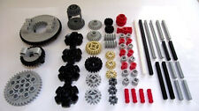 LEGO NEW 60 pcs GEAR AXLE SET Technic Mindstorms ev3 turntable robotics pack lot