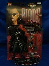 Blade Movie Full Set Of 4 ToyBiz Marvel Studios Collectors Edition Figures MOC