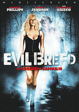 Evil Breed: The Legend of Samhain, Very Good DVD, Phil Price, Lael Stellick, Bra