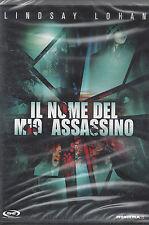 Dvd **IL NOME DEL MIO ASSASSINO** nuovo sigillato 2007