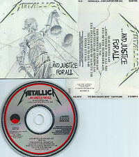 METALLICA-...AND JUSTICE FOR ALL-88-ELEKTRA/ASYLUM REC200478D-SRC-11-USA-CD-MINT