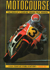 *MOTOCOURSE 1988-1989* MOTORCYCLE RACING GRAND PRIX ANNUAL 13th YEAR
