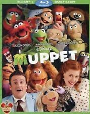 Blu Ray MUPPET - (Blu-Ray+E-Copy) - (2012) ......NUOVO