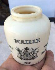 VINTAGE MAILLE 1747 FORTE AU VIN BLANC JAR, FRANCE
