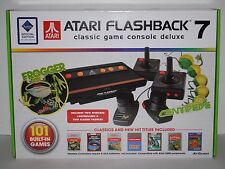 Atari Flashback Classic 7 Game Console Deluxe Sam's Club Special Edition