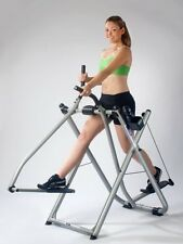 Gazelle Freestyle Glider Home Fitness Exercise Machine Equipment w/ Workout DVD