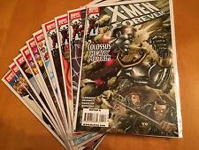 X-Men Forever Full Run 11-20 (11,12,13,14,15,16,17,18,19,20) NM-