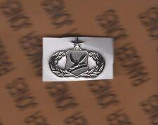 """USAF Senior Chaplain Management Qualification badge Stabrite medium 1.25"""""""