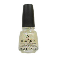 China Glaze Nail Polish Lacquer 80435 Snow Globe 0.5oz