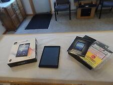 "NextBook 7.85"" Android 8GB Quadcore Tablet NX785QC8G w box and manual"