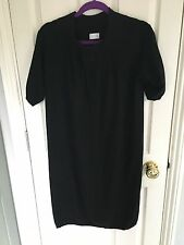 TSE Black Pure Cashmere Jumper Dress, Size S, WORN ONCE