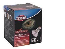 Heat Spot Pro Halogen Basking Spot Lamp Reptile Heat Bulb 50w E27