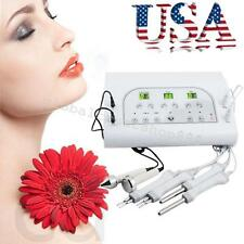 USA BIO Microcurrent Facial Skin Lift Firm Electrotherapy 3MHZ Ultrasound Beauty