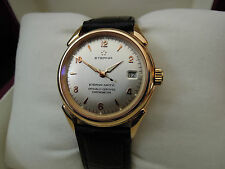 ETERNA - 1948 - Chronometer - 18k Gold - 38mm - Automatic