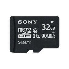 Sony 32GB micro SDHC SR-32UY3A SR-UY3A Read 90MB/s SD Memory Card