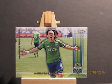 2013 Topps MLS #8B Mauro Rosales VAR SP/Arms out