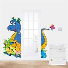 Dragon Mariposa children/baby habitación Pared sticker/decal/vinyl dormitorio decoración del Reino Unido