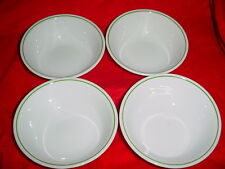 CORELLE WINTER HOLLY OR HOLLY DAYS CEREAL / SOUP BOWLS 18 OZ FREE USA SHIP