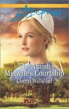 The Amish Midwife's Courtship by Cheryl Williford (2016, Paperback)